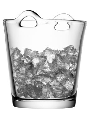 LSA Bar Collection Glass Champagne Bucket - 1.65L