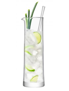 LSA Gin Cocktail Jug with Stirrer 1.1L
