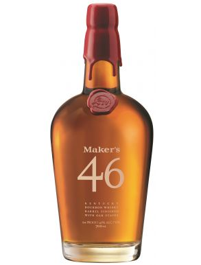 Maker's Mark 46 Bourbon Whisky 70cl