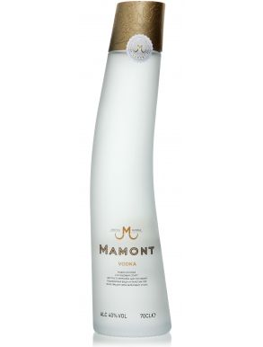 Mamont Siberian Vodka 70cl & Gift Box