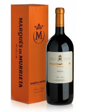 Marques de Murrieta 2015 Tinto Reserva Wine Magnum Gift Box 150cl