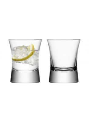 LSA Moya Collection Tumblers - 290ml (Set of 2) Gift Box
