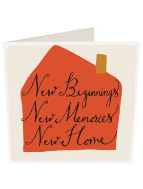 New Beginnings New Home Gift Card