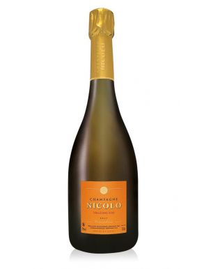 Nicolo Vintage Millesime 2010 Champagne 75cl