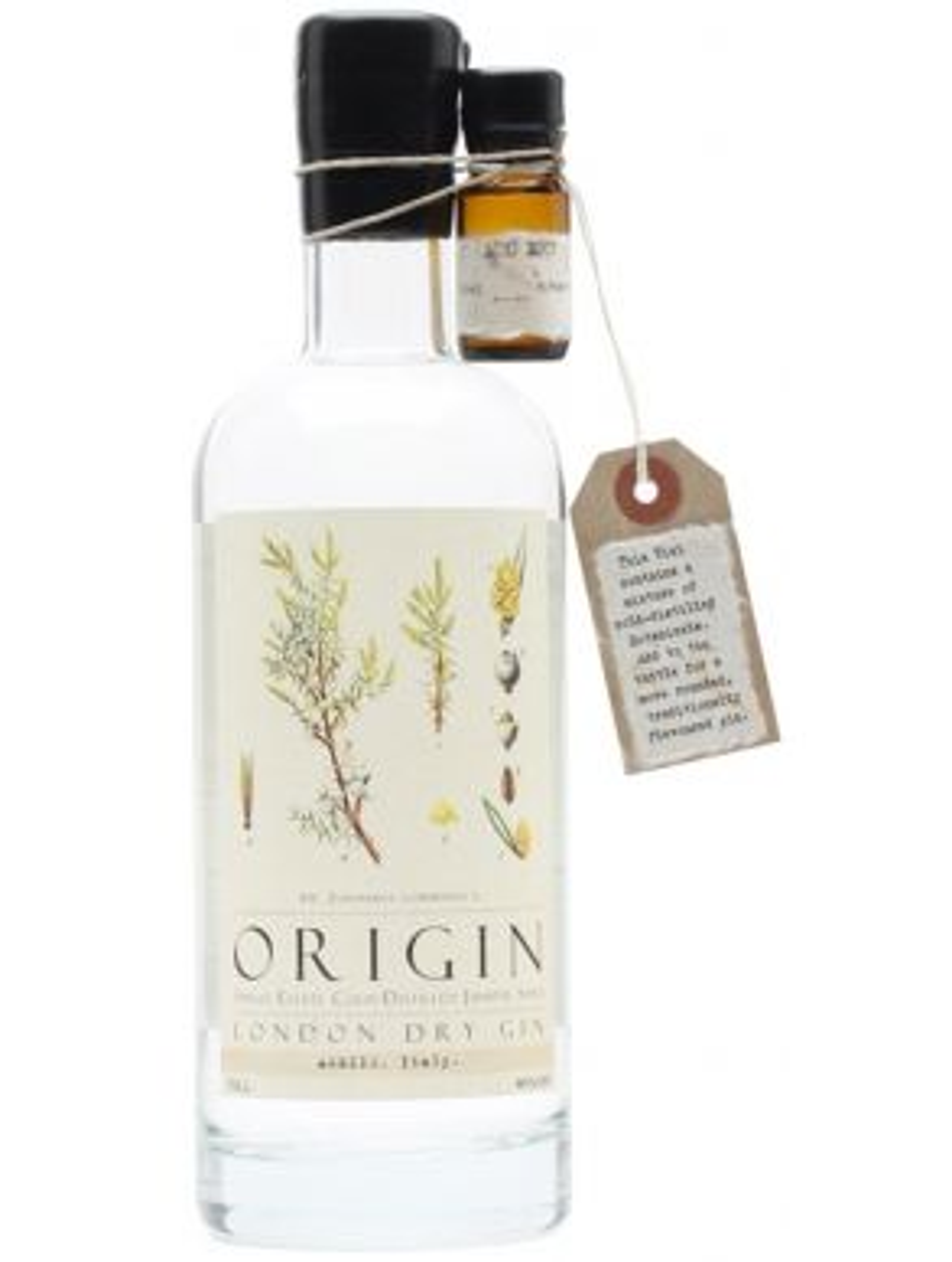 Origin London Dry Gin Arezzo Italy 70cl