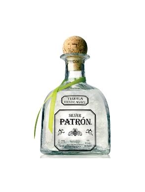 Patrón Silver Tequila 70cl Gift Box