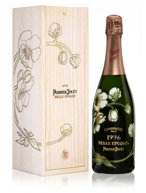 Perrier Jouet Belle Epoque 1996 Vintage Champagne 75cl Gift Boxed