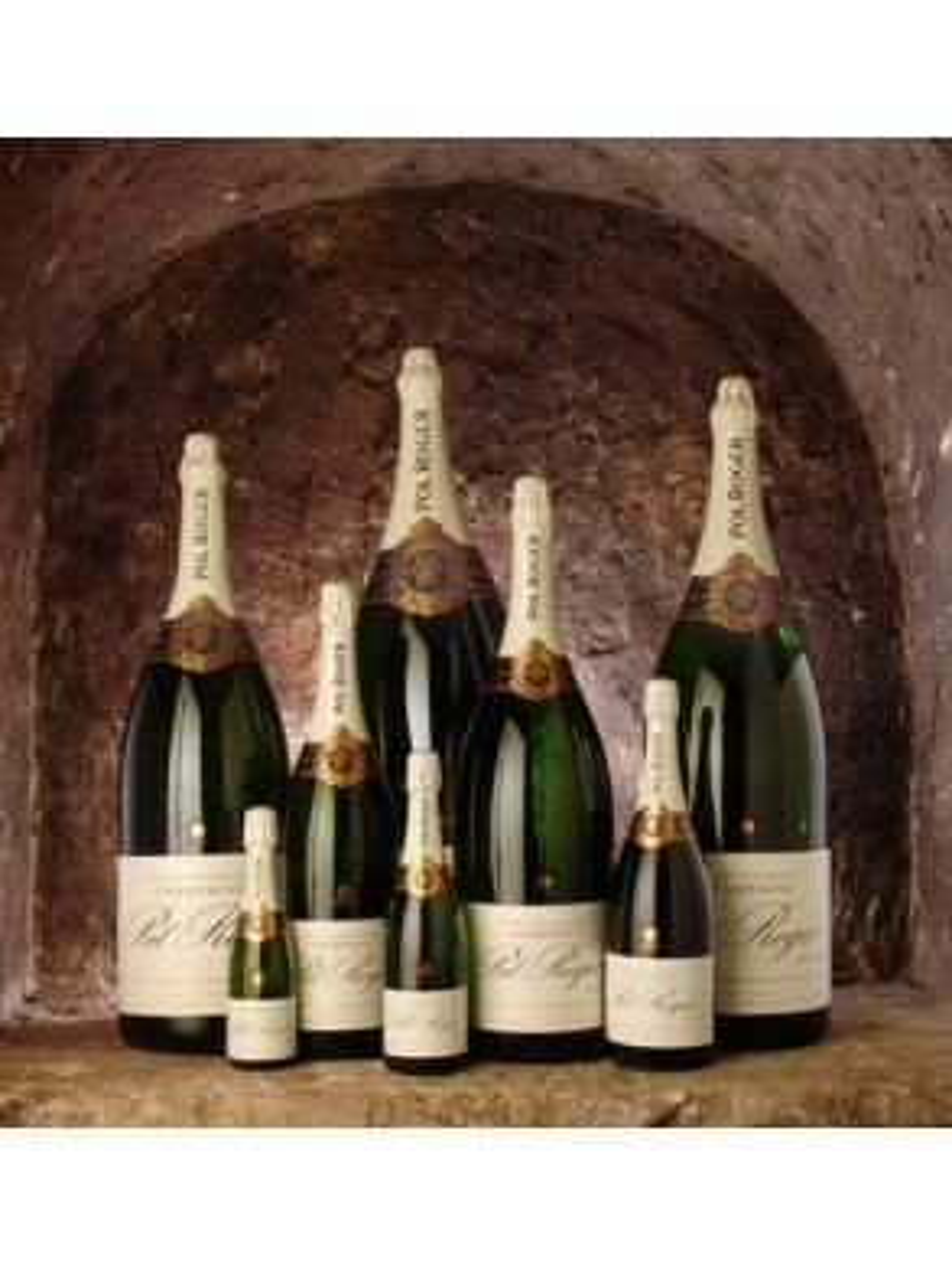 Pol Roger Methuselah Brut Reserve Champagne NV 600cl