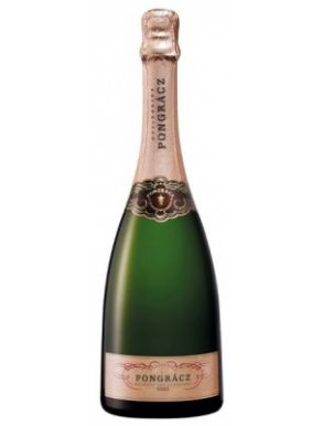 Pongracz Rose Sparkling Wine South Africa NV 75cl