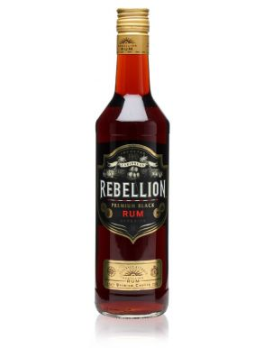 Rebellion Dark Rum 70cl