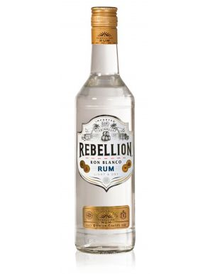 Rebellion Ron Blanco Rum 70cl