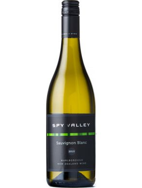 Spy Valley Sauvignon Blanc 2016 New Zealand White Wine 75cl
