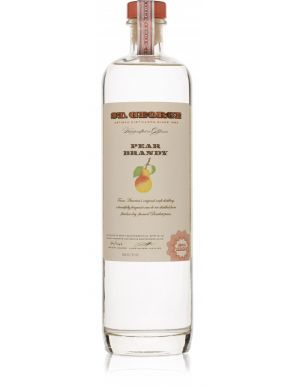 St George Spirits Pear Brandy 75cl