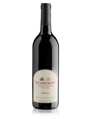 Stonecroft Hawkes Bay Ruhanui 2013 Cabernet Sauvignon Red Wine 75cl