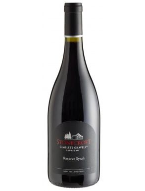 Stonecroft Hawkes Bay Reserve Syrah Red Wine 2013 75cl