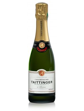 Taittinger Brut Reserve Champagne NV Half Bottle 37.5cl