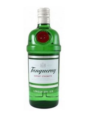 Tanqueray Export Strength London Dry Gin 43.1% 70cl