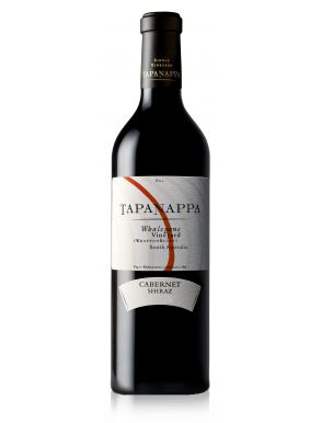 Tapanappa Whalebone Vineyard Cabernet Shiraz 2008 Red Wine 75cl
