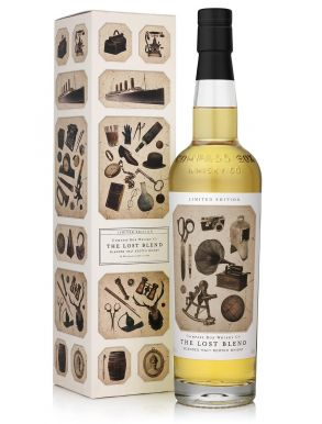 The Lost Blend By Compass Box Blended Scotch Whisky 70cl