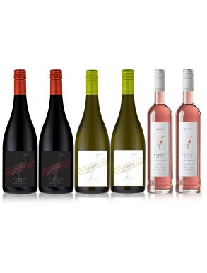 Turkey Flat Australia Mixed Wine Case Deal (6 x 75cl)