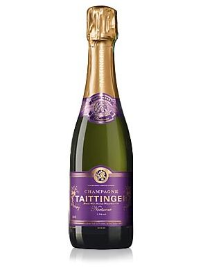 Taittinger Nocturne Champagne Half Bottle 37.5cl