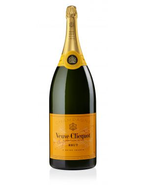 Veuve Clicquot Balthazar Yellow Label Brut Champagne 1200cl NV