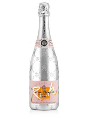 Veuve Clicquot Rich Rose Champagne NV 75cl