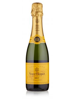 Veuve Clicquot Yellow Label Brut Champagne Half Bottle NV 37.5cl