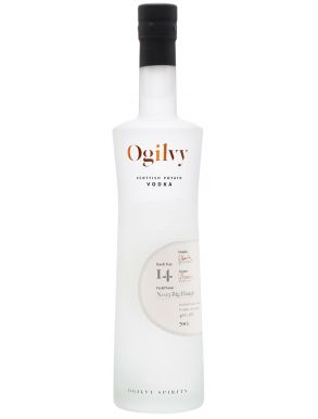 Ogilvy Scottish Potato Vodka 70cl