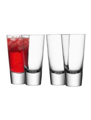LSA Bar Collection Mixer Glasses - 315ml (set of 4)