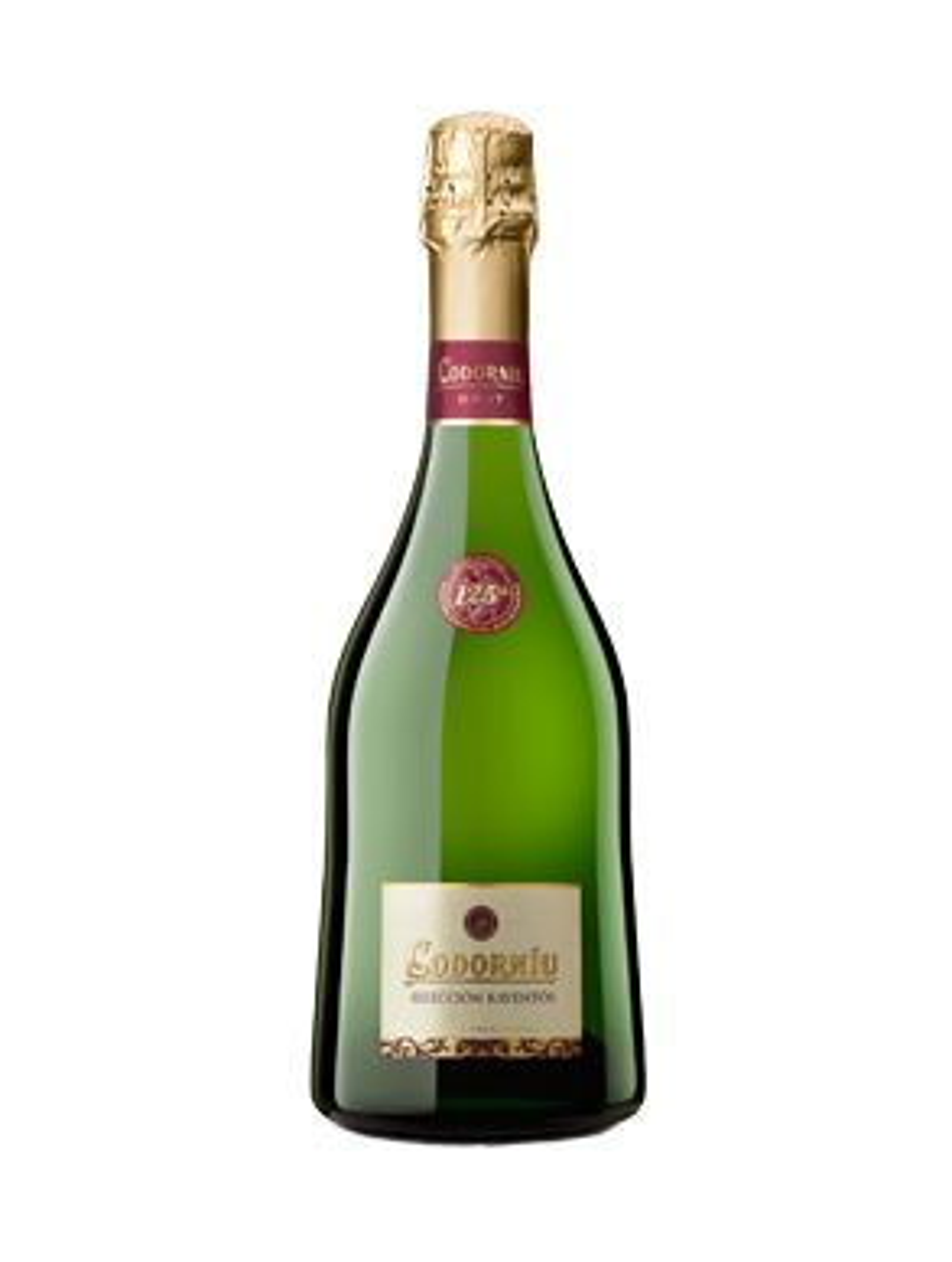 Codorniu Seleccion Raventos Brut Cava Sparkling Wine Spain NV 70cl