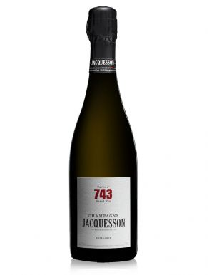 Jacquesson Cuvee 743 Extra Brut Champagne NV 75cl