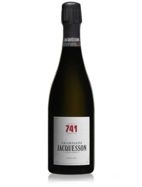 Jacquesson Cuvee 741 Extra Brut Champagne NV 75cl