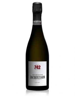 Jacquesson Cuvee 742 Extra Brut Champagne NV 75cl
