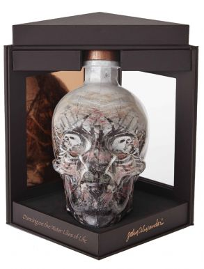 Crystal Head Vodka John Alexander Limited Edition 70cl