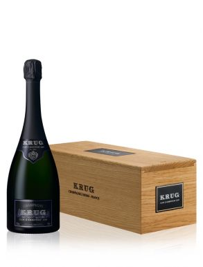 Krug Clos D Ambonnay 2000 Vintage Champagne 75cl Wooden Gift Box