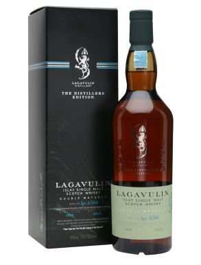 Lagavulin The Distillers Edition 2001 Single Malt Whisky 70cl