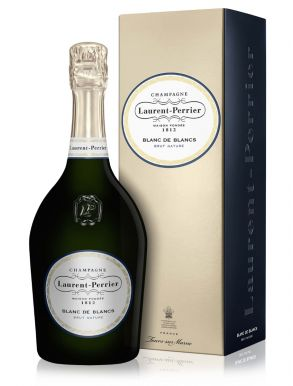 Laurent Perrier Blanc de Blancs Brut Nature Champagne 75cl