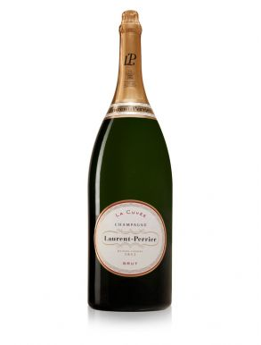 Laurent Perrier Salmanazar Champagne NV 900cl Wooden Box