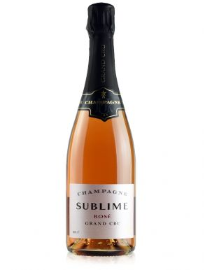 Le Mesnil Sublime Rose NV Champagne 75cl