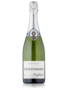 Louis Pommery English Brut NV Sparkling Wine  75cl