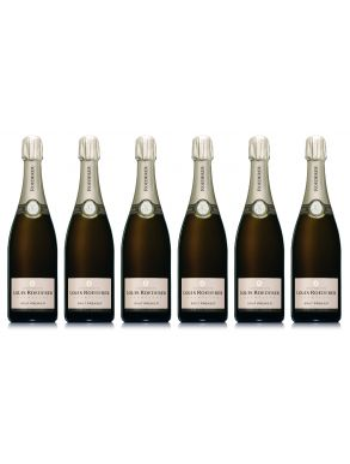 Louis Roederer Brut Premier Champagne Case Deal 6 x 75cl
