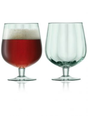 LSA Mia Recycled Craft Beer Glasses 750ml (Set of 2)