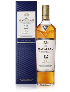 Macallan 12 Year Old Double Cask Whisky 70cl