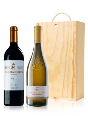 Marques de Murrieta Tinto Reserva 2011 & Capellania 2011 Blanco