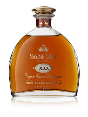 Maxime Trijol XO Grande Champagne Decanter bottle 70cl