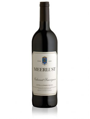 Meerlust Cabernet Sauvignon 2012 Red Wine Gift Tin South Africa 75cl