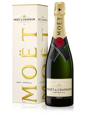 Moet & Chandon Brut Imperial Champagne 75cl NV
