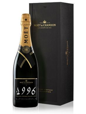 Moet & Chandon Grand Vintage 1996 Champagne 75cl