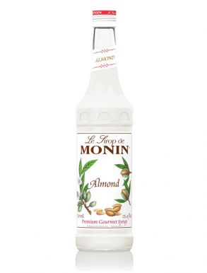 Monin Almond Syrup 70cl